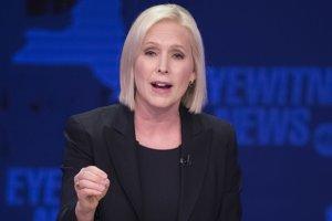 Americká senátorka za Demokratickú stranu Kirsten Gillibrandová.