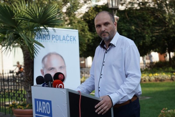 Jaroslav Polaček sa medzitým stal košickým primátorom. Kauza mu zjavne neuškodila.