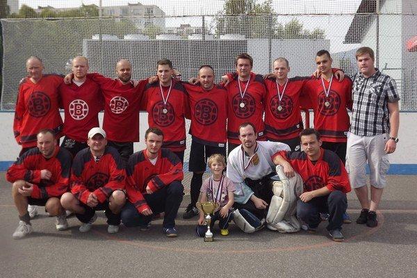 Baničné: Účastník súťaže z Ružomberka. Baničné druhý rok po sebe získalo striebro.