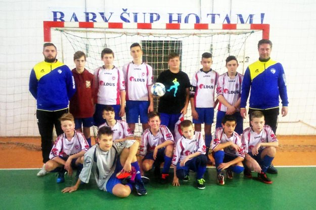 Druhý skončil tím FK Močenok.