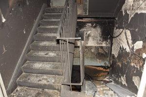 Za vznik požiaru pravdepodobne môže vreckovka napustená toluénom.