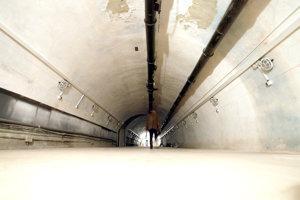Pod Urpínom je aj protiatómmový kryt.