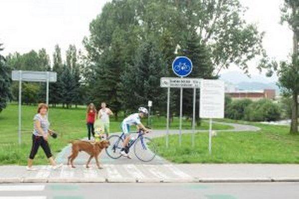 Kilometer cyklochodníka vyjde štvornásobne viac ako napríklad na Orave.