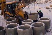 Prešovský samosprávny kraj pracuje na rozšírení vodovodnej a kanalizačnej siete v okrese Snina.