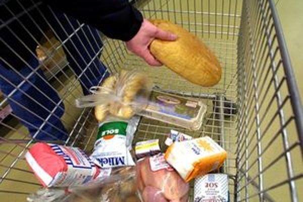 Predajňa Potravinovej banky bude určená pre ľudí v hmotnej núdzi.