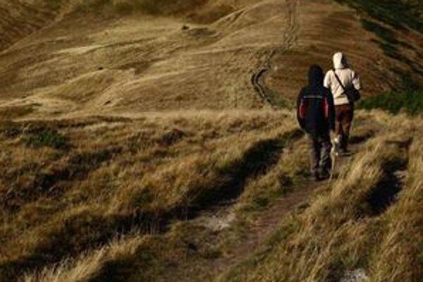 Horskí záchranári odporúčajú vyraziť na túru skoro ráno a vrátiť sa z nej okolo poludnia.