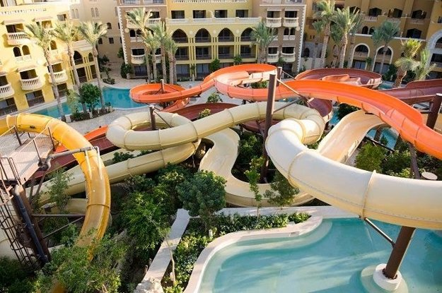 Hotel Sunwing Waterworld Makadi 5*, Makadi Bay.
