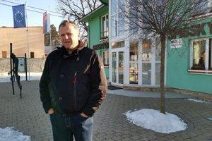 Vladimír Ledecký - starosta Spišského Hrhova, rozbehol sociálne podnikanie už pred 17 rokmi.