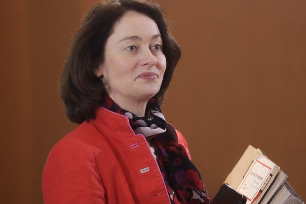 Katarina Barleyová, nemecká ministerka spravodlivosti.