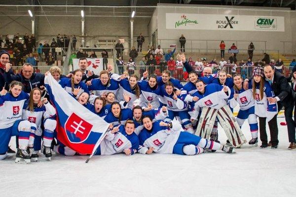Úspešný slovenský tím.