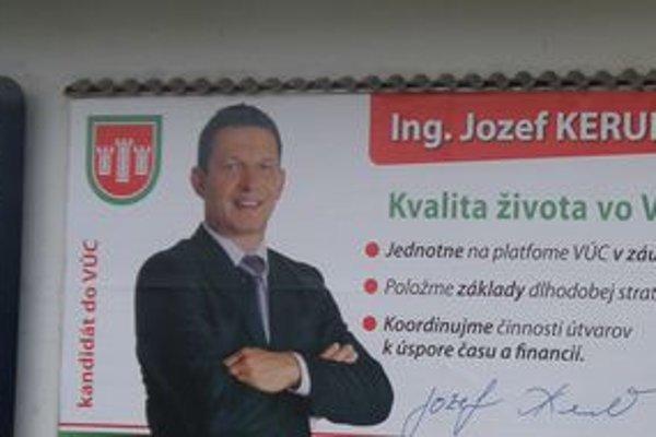 V Považskej Bystrici sa objavili letáky, ktoré diskreditujú kandidáta.