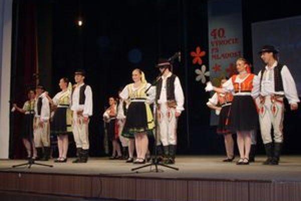 Tanečníci z Mladosti.