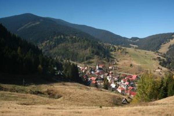 Bocká dolina má prírodný potenciál byť strediskom cestovného ruchu.