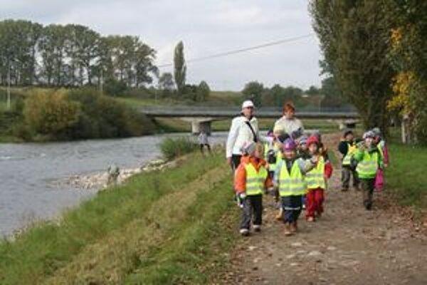 Deň chôdze je určený kolektívom i jednotlivcom bez rozdielu veku.