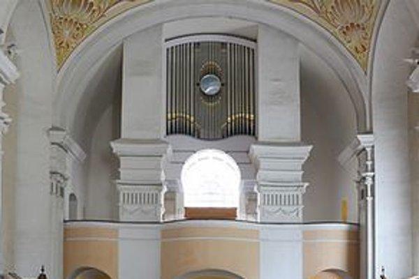 Výroba a inštalácia organu stála 400-tisíc eur.