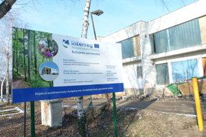 Projekt je financovaný z európskych zdrojov.