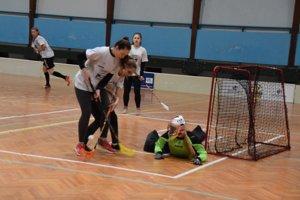Dievčatá bojovali naplno v každom zápase.