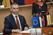 Ružinovský starosta Martin Chren.