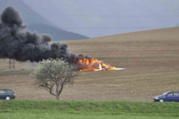 Pri leteckom nešťastí zahynul poľský pár.