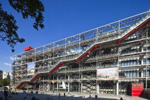 Centre Pompidou v, Paríži od architekta Renza Piana.
