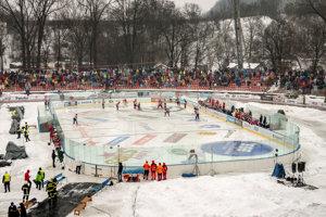 Prvé Winter Classic na Slovensku.