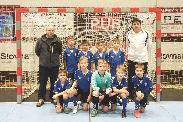 Víťaz turnaja - FK Dubnica.