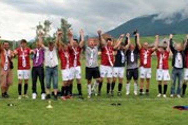 Prvú triedu vyhrali demänovskí futbalisti aj pre dvomi rokmi. No o postupe do V. ligy neuvažovali, prenechali ho Likavke.