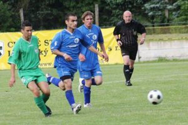 V Liptovskom Hrádku Palúdzka vyhrala a zachránila sa v piatej lige.