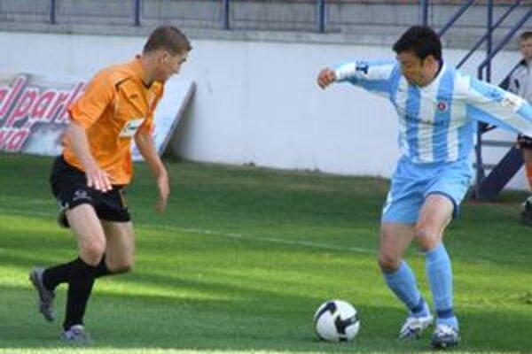 Futbalisti MFK Ružomberok vyhrali v prípravnom zápase.