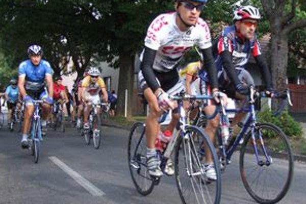 Sezóna sa vydarila konštatoval cyklista Radovam Bíroš.