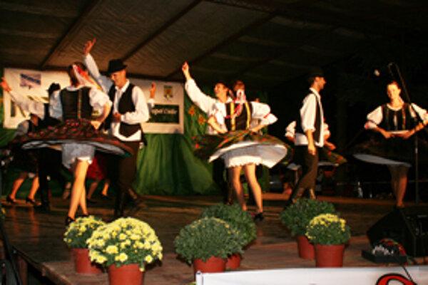 Folklórny súbor Salašan je jednou zo zložiek nadlackého kultúrneho života, ktorá uchováva tradície.