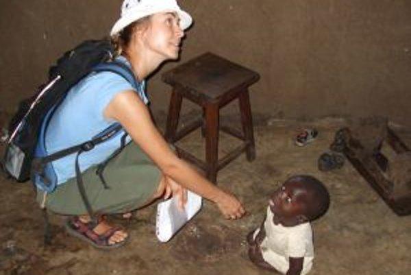 Barbora v Afrike strávila pol roka, na ktorý určite nezabudne.