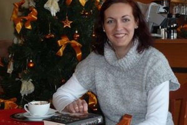 Na materskej dovolenke napísala Enja niekoľko románov, ďalšie nosí v hlave.