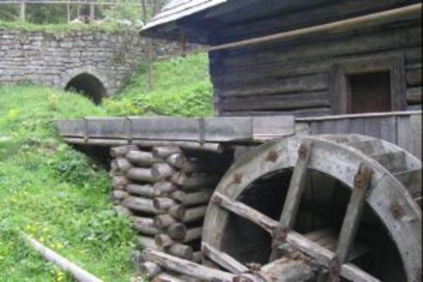 V Kvačianskej doline sa ticho ozýva klepot mlynských kolies jedinečného mlyna.