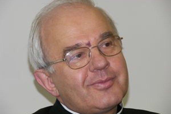 Tadeusz Zasepa, rektor Katolíckej univerzity v Ružomberku, ocenil prístup mesta.