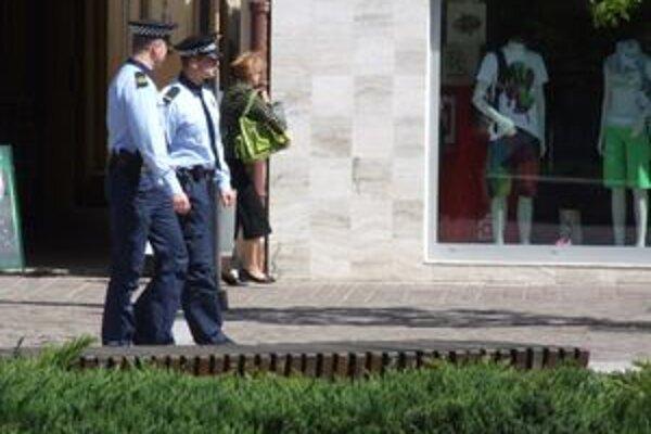 Mestských policajtov čaká sťahovanie do nových priestorov.