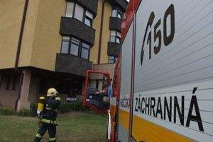 Pri nehode zasahovali štyria hasiči z útvaru v Liptovskom Mikuláši.
