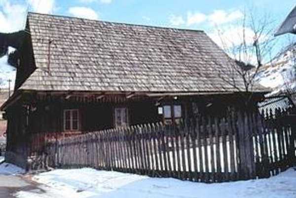 Banícky dom vo Vyšnej Boci je jednou z expozícií Liptovského múzea.