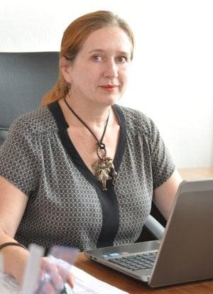 Roberta Štěpánková, prodekanka pre vzdelávanie