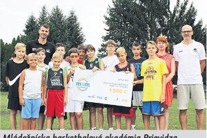 Mládežnícka basketbalová akadémia Prievidza