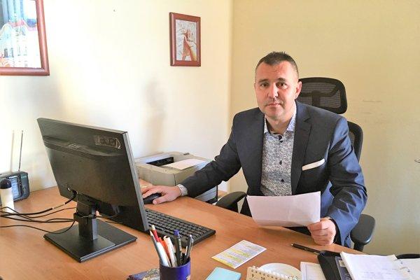 Juraj Želiska, nový viceprimátor Topoľčian.