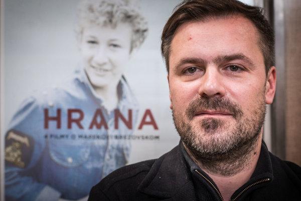 Režisér trilógie Hrana Patrik Lančarič.