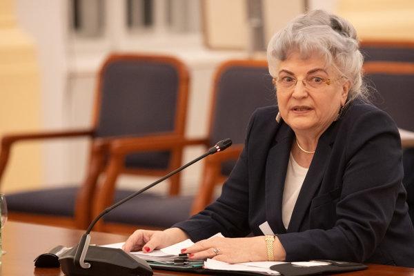Daniela Švecová.
