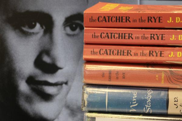 Mladý Salinger a jeho slávny román.