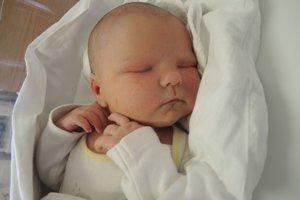 Anna Malá (4290 g, 53 cm) sa narodila 6. februára Miriame a Lukášovi z Trenčianskeho Jastrabia.