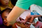 Filipínska vláda sa tiež snaží pomocou informačnej kampane obnoviť dôveru verejnosti v očkovanie.