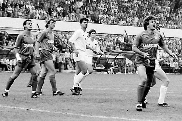 Mužstvo Plastiky Nitry, ktoré skončilo v roku 1989 tretie vo federálnej lige, následne v Pohári UEFA hrali proti 1. FC Kolín. Za nemecký tím hrali o.i. Bodo Illgner, Thomas Hässler a Pierre Littbarski.