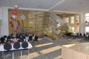 Spadnutý strop v Čiernej nad Tisou.