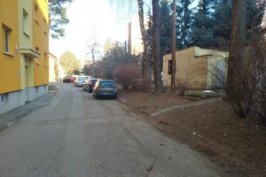 Wolkerovu ulicu v Prešove čakajú úpravy.