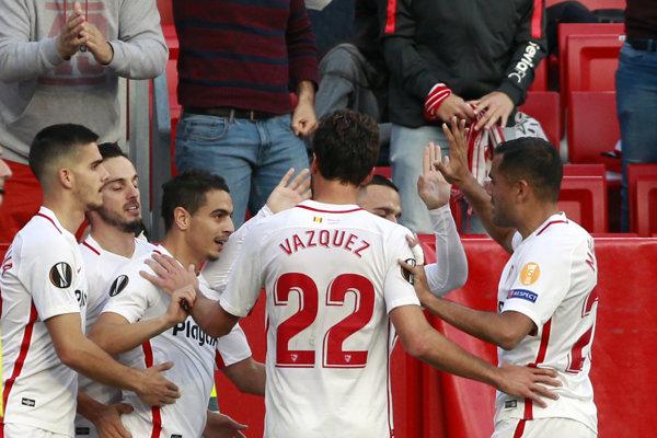 FC Sevilla - Lazio Rím.